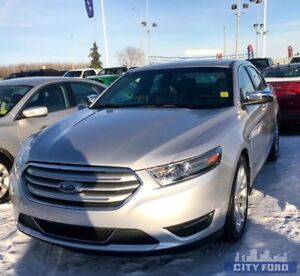 2017 Ford Taurus 4dr Sdn Limited AWD