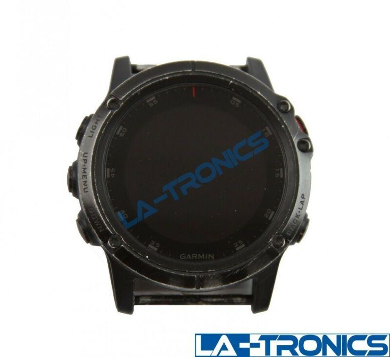 Garmin FĒNIX 5X PLUS 51mm Multi-Sport Training GPS Smart Watch - Pebble Only