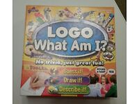 BOARD GAMES: Logo What Am I? / Catchphrase / Don't Laugh / Don't Panic