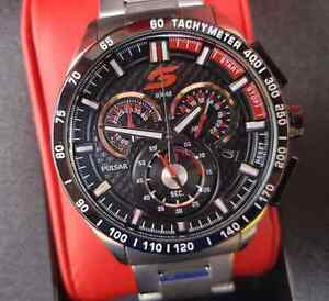 Pulsar V8 Supercars Limited Edition Watch Ashfield Ashfield Area Preview