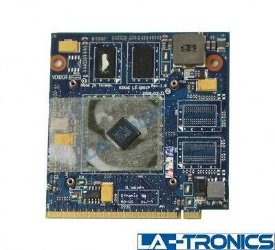 Toshiba Satellite L500 L555 VGA ATI HD 4750 Graphics Card K000080110 LS-5001P