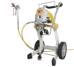 wagner airless paint sprayer project pro 119 ebay. Black Bedroom Furniture Sets. Home Design Ideas