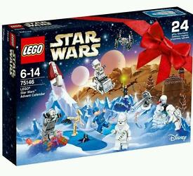 Lego Calendar - State Wars & City Available