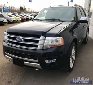 2015 Ford Expedition 4x4 4dr Platinum