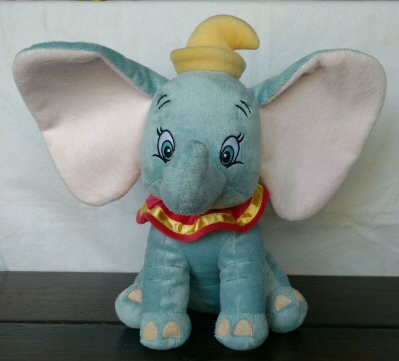 Cloud B Dumbo Plush Dreamy Sounds Infant Soother Disney Baby Crib