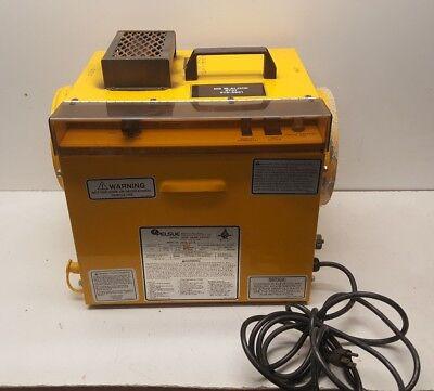 Pelsue Model 1690d Inline Heater 120 V.a.c. 60 Hz 3.5 Amps - For Parts