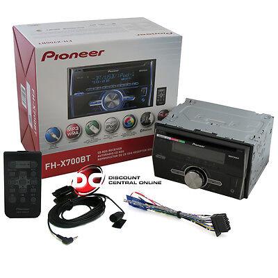 пионер 2 дин 700 bt инструкция