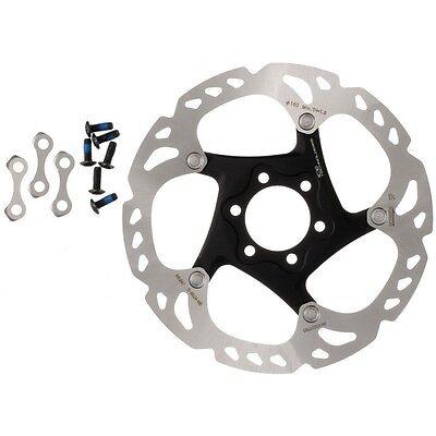 (2) Shimano Xt Sm-rt86s2 Mtb Icetech 160mm/6 6 Bolt Disc Bike Brake Rotors