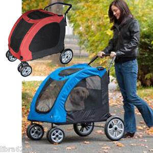 Pet Gear Expedition Big Dog Xl Stroller Capacity 150 Lbs New