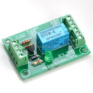 DPDT-Signal-Relay-Module-5Vdc-TAKAMISAWA-RY5W-K-Relay-Has-Assembled