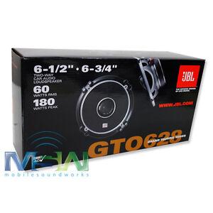 JBL GTO628 2 Way Loudspeaker Pair
