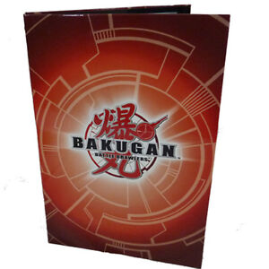 Bakugan-Battle-Brawlers-Pyrus-Large-BakuBinder-Binder-Card-Holder-13-x-9