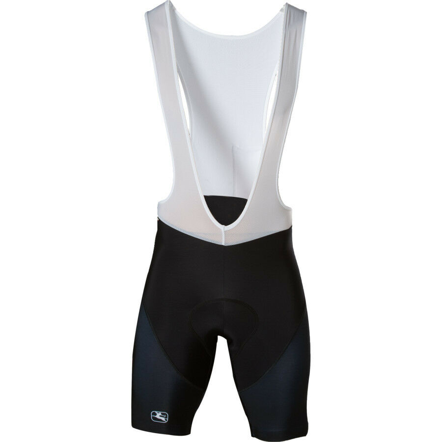 Giordana Pinarello Roubaix Bib Shorts Black With Chamois Medium Large Xlarge