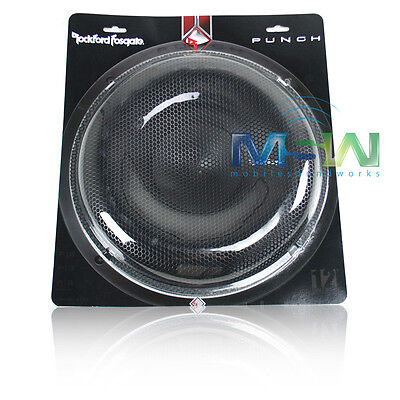 "ROCKFORD FOSGATE® P2P3G-12 12"" MESH SUB WOOFER SUBWOOFER GRILL GRILLE for P2/P3"