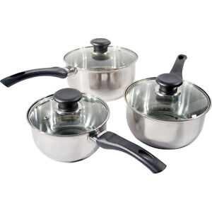 Kitchen Pc Stainless Steel Cook Set