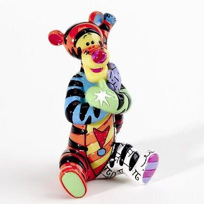 ✿ DISNEY Romero Britto Mini Figurine Winnie the Pooh Tigger