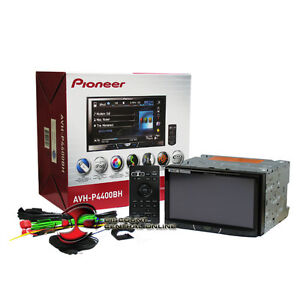 PIONEER-AVH-P4400BH-6-95-DOUBLE-DIN-CAR-DVD-CD-USB-RECEIVER-W-BLUETOOTH