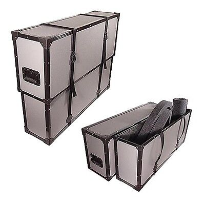 Tuffbox 42 Plasma Led Lcd Flat Screen Tv Case W/adjustable Height Lid
