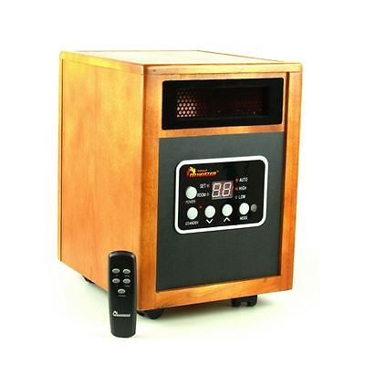 Dr. Heater DR-968 1500W Infrared Heater Heats 1000 Sq feet NEW  on Rummage