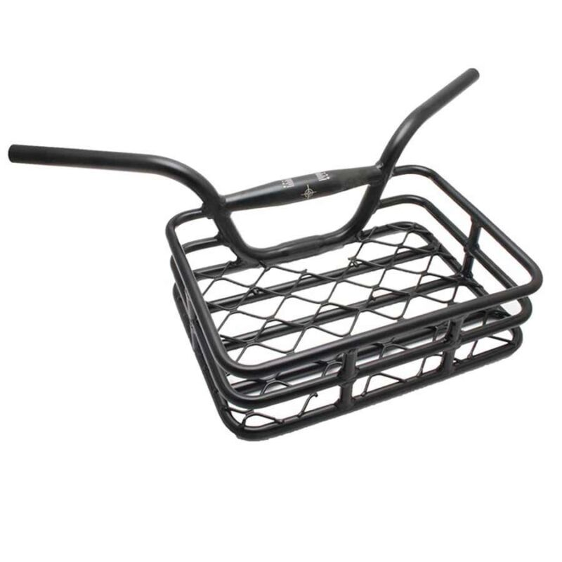 EVO Brooklyn Integrated Basket/Handlebar Clamp size 31.8mm/upper & 25.4mm/lower