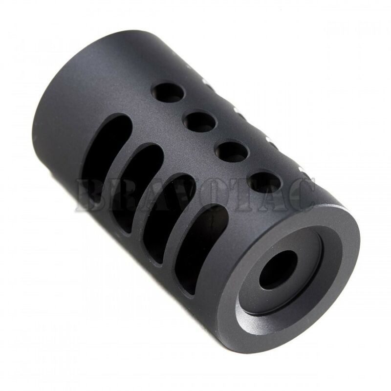 TK Enhanced 22LR Compensator 1/2x28 Muzzle Brake Ruger SR22 10/22 MKIII