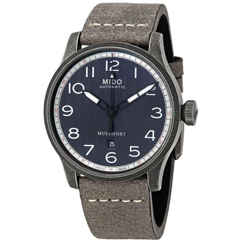 Mido Multifort Automatic Navy Dial Men Watch M032.607.36.050.00