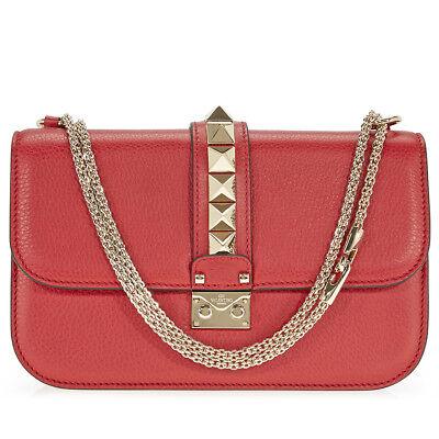 Valentino Medium Shoulder Bag - Red