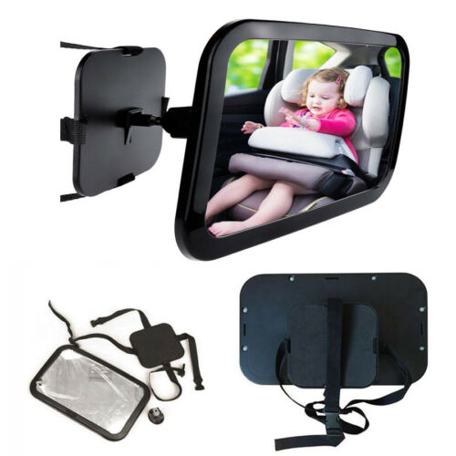 Kids Auto Babyspiegel Sicherheit Kindersitz Rückspiegel Fahrzeug Rücksitzbank