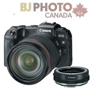 NEW! CANON EOS RP 24-105 Lens Kit (EOSRP) ***  $300 trade in Bonus ***