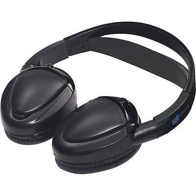 Audiovox Mtg-hp2ca Dual Channel Infrared Wireless Headpho...