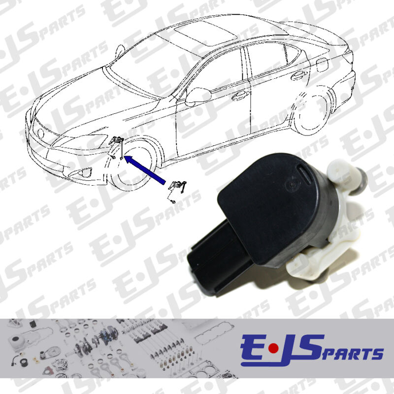 New Genuine Front Suspension Height Sensor for Lexus IS220d, IS250 2005 - 2010
