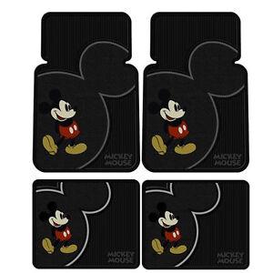 Mickey Mouse Car Mats Ebay