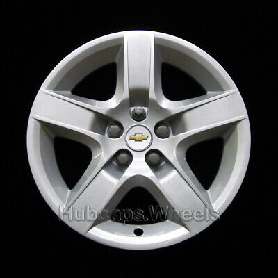 Chevrolet Malibu 2008-2012- Genuine GM Factory OEM Wheel Cover 3276 Silver
