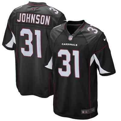 CAMISETA NIKE MODELO GAME JERSEY NFL DE LOS CARDINALS Nº31 TALLA S