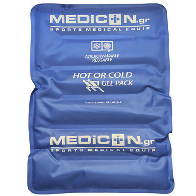 - Medicin Reusable Hot Cold Gel Pack Muscle Pain Relief (25cm X 38cm)