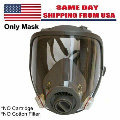 Medium-sized Full Face Gas Mask Spray Paint Spray Respirator For 6800 Face Mask