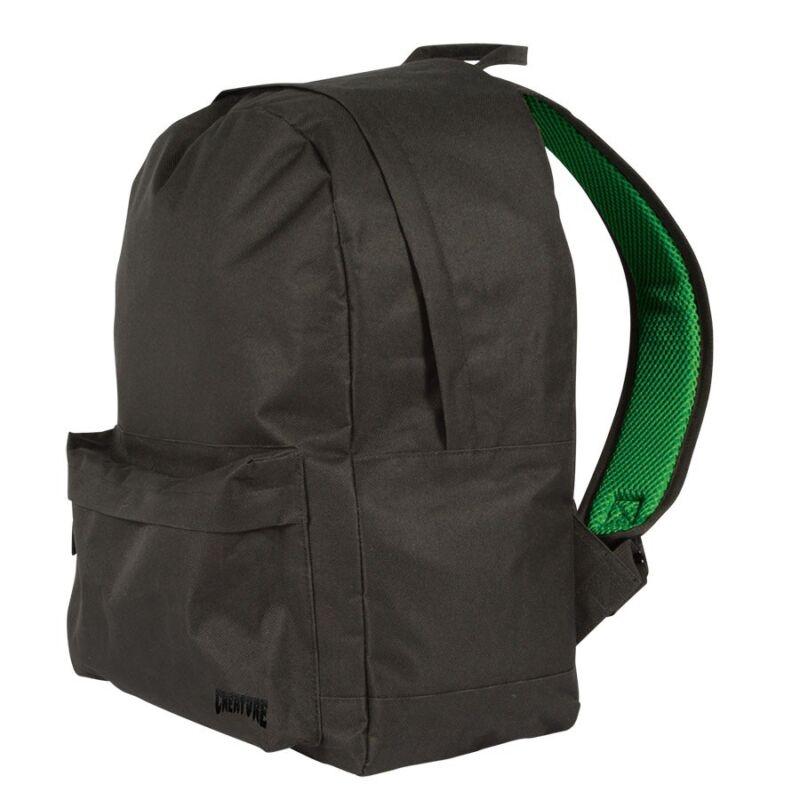 Creature SUPPORT Skateboard Backpack BLACK
