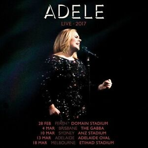 B-Reserve Adele Ticket for Sale North Narrabeen Pittwater Area Preview