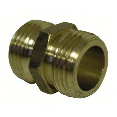 34 Male Garden Water Hose Thread Universal Ght Connector Adapter Extension