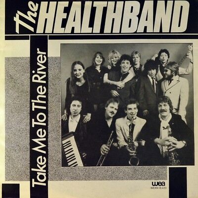 "7"" THE HEALTHBAND Take Me To The River RICK DEVITO FROZEN FROG WEA 1980 like NEW"