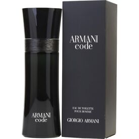 Giorgio Armani - Code For Men, 75 ML - £60