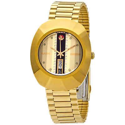 Rado The Original L Automatic Gold Dial Men's Watch R12413343