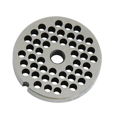 Meat Grinder Plate 316 Holes Around For 12 Grinders Meat Grinder Parts