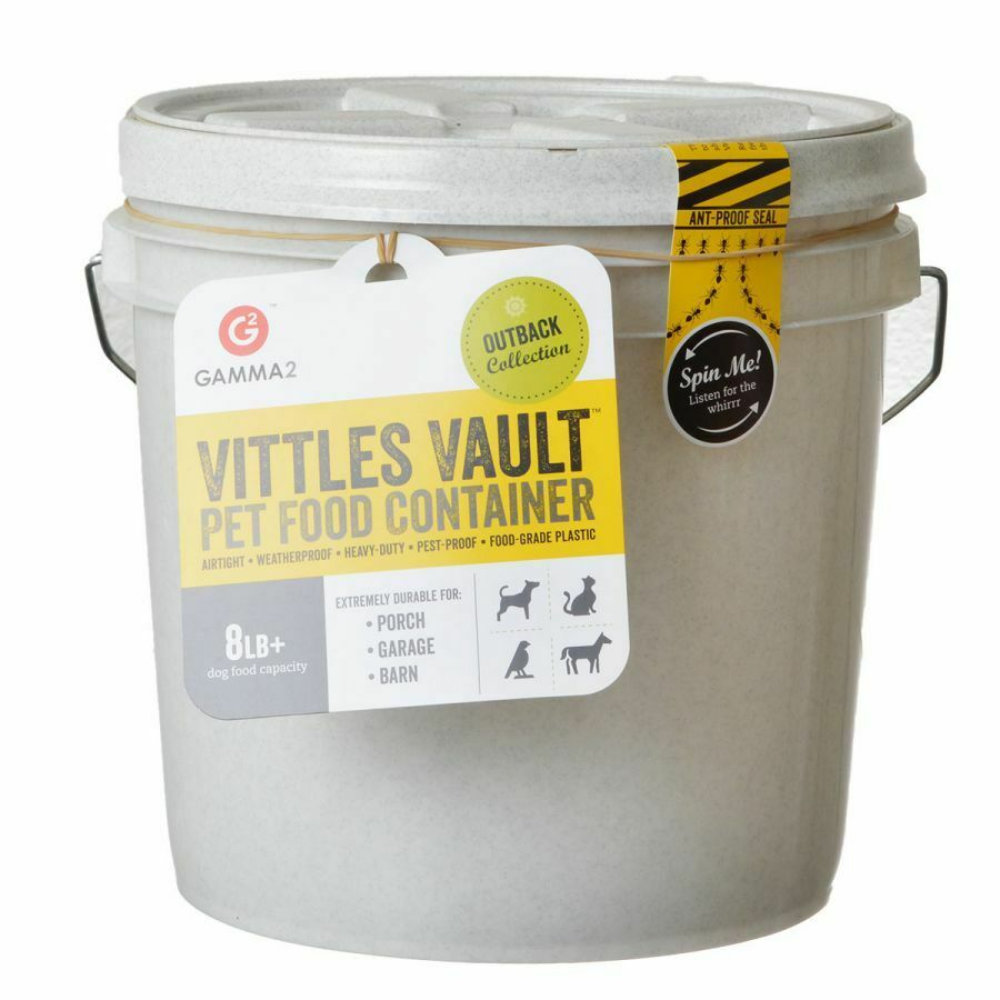 Vittles Vault Airtight Pet Food Container 8-10 lbs