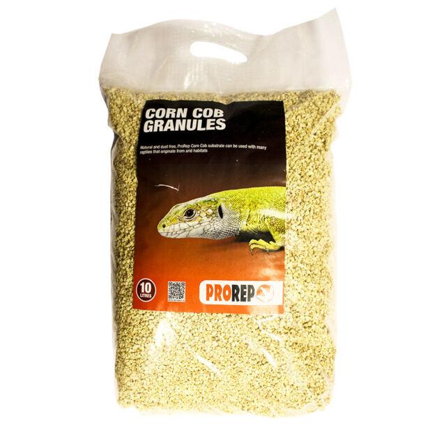 ProRep Corn Cob Substrate Granules, 10 Litre