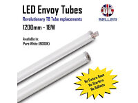 Connectable Linkable LED T8 Tube Cool White, No Starter No Ballast, Plug & Play, Easy Installation