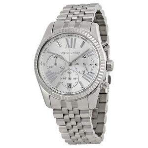 29bf10af4b27 Michael Kors Lexington Chronograph MK5555 Wrist Watch for Women for ...