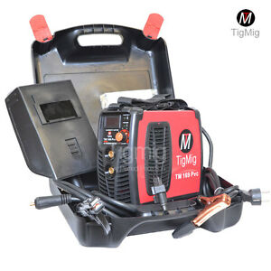 SALDATRICE MMA inverter Stick 170 AMP TIGMIG tm169 PVC Saldatrice MMA 170 Amp- 							 							mostra il titolo originale - Italia - INSURANCE We always advise the buyer to choose the shipping insurance NO-PROBLEM because in case of theft, loss or damage of the product 100% of the amount paid will be refunded. If you choose the insurance NO-PROBLEM it will be our responsibilit - Italia