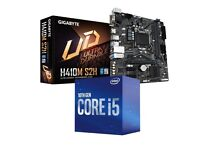 I5 10th Gen CPU and Gigabyte Motherboard