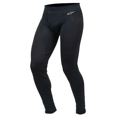 Alpinestars Summer Tech Race Long Pant Bottom Underwear Dryarn Black Medium